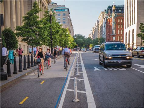 protected bike lanes offer multiple benefits email blast