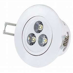 Led recessed light fixture aimable watt equivalent