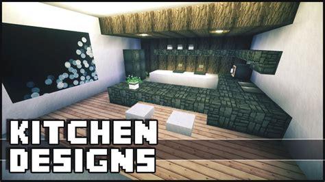 minecraft interior design kitchen minecraft kitchen designs ideas