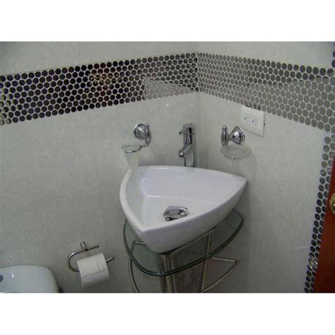 stainless steel backsplash porcelain base grey metal kitchen wall tiles hc5 metallic