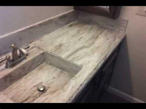 Corian Sandalwood Kitchen Countertop and Custom Integrated