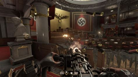 Nex Ii Image by Wolfenstein 2 The New Colossus Review Reichteous Fury