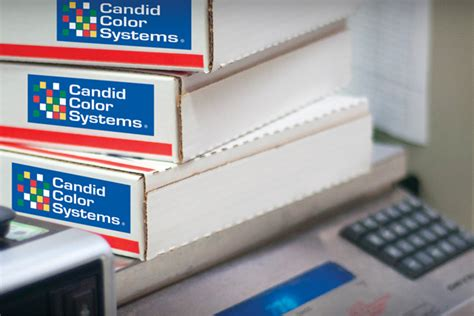 candid color systems shipping candid color systems