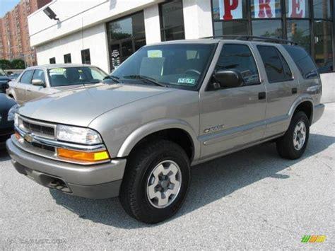 2002 Chevrolet Blazer Ls 4x4, 2002 Chevrolet Blazer