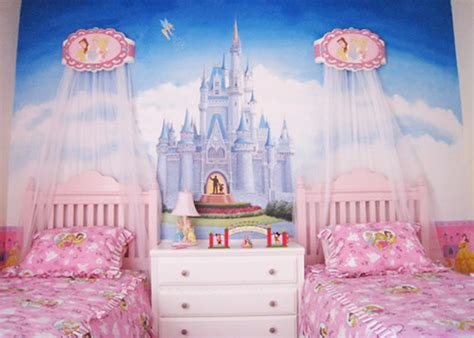 Princess Bedroom Decorating Ideas