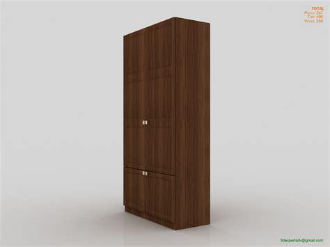 Bedroom Cabinet by Bedroom Cabinet 3d Model