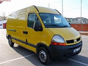 Renault Master Dci 100 De Octubre De 2004