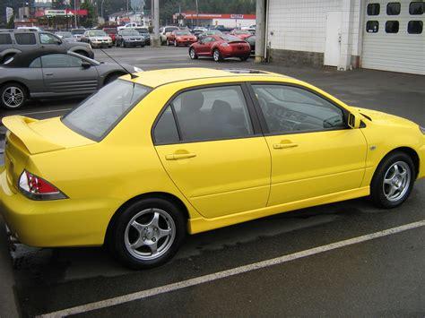 Mitsubishi Lancer Oz Rally Specs by 2004 Mitsubishi Lancer Oz Rally Edition Specs