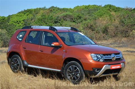 Review Renault Duster 2016 renault duster automatic review