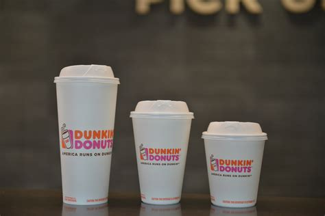 The cup is perfect to keep beverages warm for longer periods of time, but is it safe to microwave the original coffee cup, we'll find out. Dunkin' Donuts Is Finally Ditching Foam Cups - Boston Magazine