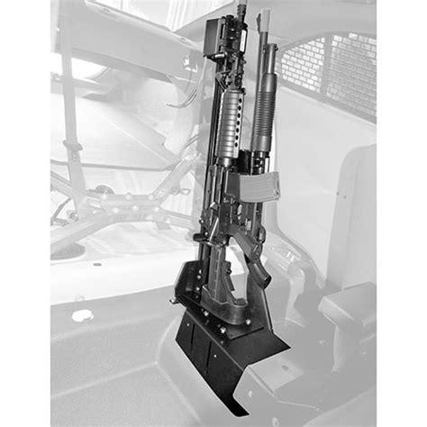 jotto gun rack dual weapon rear seat mounted vertical price depending  model