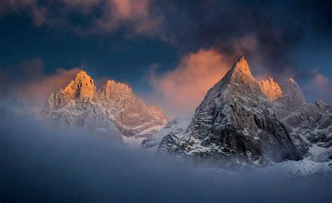 Chamonix Galerie d'images - Images de la vallée de Chamonix