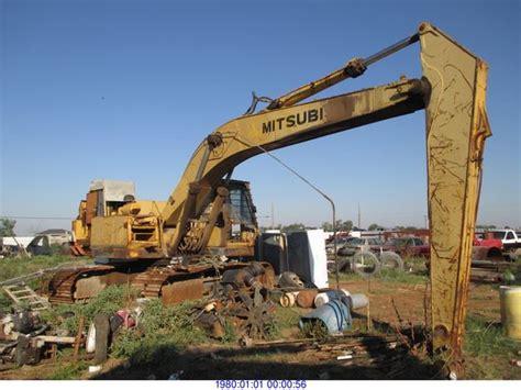 Mitsubishi Excavator by Mitsubishi El300 Excavator Offsite Rod Robertson