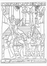 Egypt Prince Coloring Pages Sheets Bible Movie Printable Print Fun Samaritan Crafts Worksheets Clips Pharaoh Moses sketch template