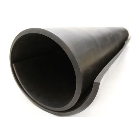 commercial black neoprene rubber sheets 10m lengths