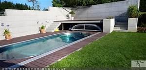 Kleiner Garten Mit Pool Gestalten : garten pool gestaltung m m p tscher designp tscher design ~ Markanthonyermac.com Haus und Dekorationen