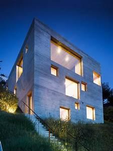 Haus Aus Beton : haus aus beton von wespi de meuron architekten wohn ~ Lizthompson.info Haus und Dekorationen
