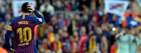 Messi unleashes a war at Barça: - World of Sports