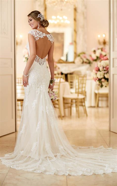 Romantic Lace Wedding Dress I Stella York Wedding Dresses