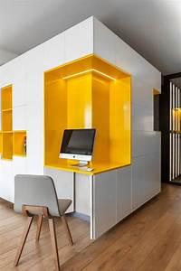 Meuble Ordinateur Salon : 10 meubles ing nieux pour ordinateur ~ Medecine-chirurgie-esthetiques.com Avis de Voitures