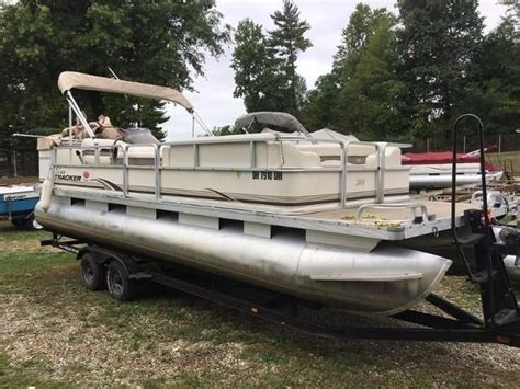 Pontoon Boats For Sale In Ohio by Pontoon New And Used Boats For Sale In Ohio