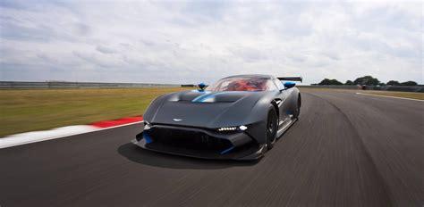 Aston Martin Open To Flagship Supercar
