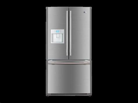 haier hbfcns  cu ft counter depth french door refrigerator  freezer storage bin