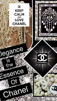 Chanel Collage by - @staceylangner | Chanel lover, Chanel ...