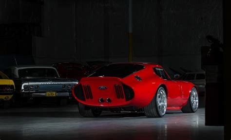 Factory Five Daytona Coupe Review by Supercharged Factory Five Shelby Daytona Coupe Pro Touring
