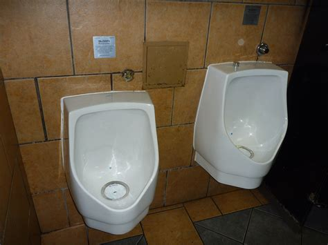 waterless urinal  carson ca fix  plumbing blog