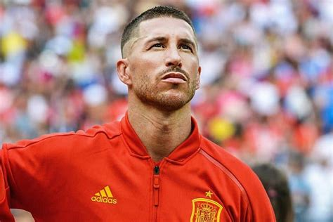 compilation    sergio ramos haircut styles