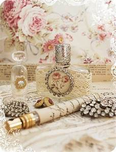 Shabby It Yourself : diy shabby chic perfume bottle pictures photos and images for facebook tumblr pinterest and ~ Frokenaadalensverden.com Haus und Dekorationen
