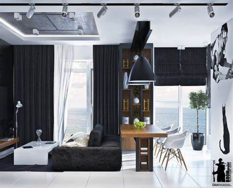 Artistic Apartments With Monochromatic Color Schemes by 1000 Images About Living Room Designs On Open