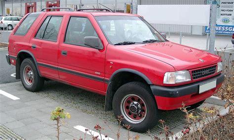 Opel Frontera by Opel Frontera