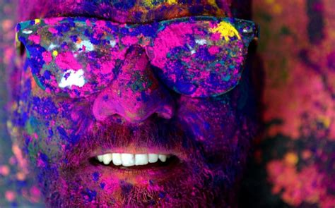 of colors holi festival 2018 in pictures india celebrates the