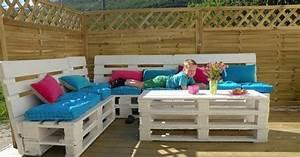 Terrassenmöbel Aus Paletten : terrassen m bel holz paletten polsterung palleten m bel pinterest ~ Whattoseeinmadrid.com Haus und Dekorationen