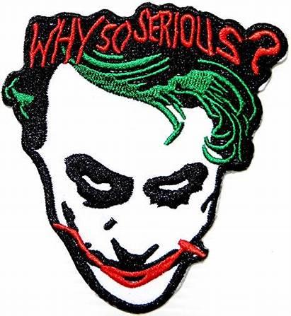 Joker Serious Why Jacket Cartoon Batman Drawing