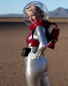 1950's Spacesuit | Suicide Girls & Pinups | Pinterest ...