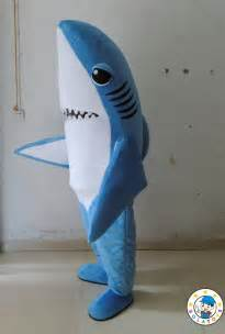 HOLA Shark mascot costume/cosplay costume on sale