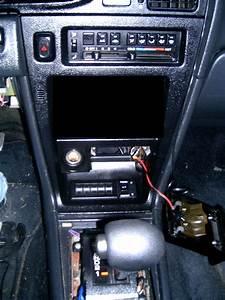 1990 Nissan Maxima Dash Board Removing