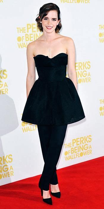 Emma Watson Red Carpet Style Clothespin