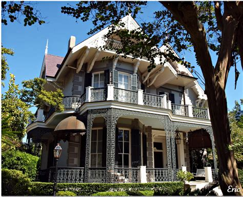 New Orleans Homes And Neighborhoods » Garden District Homes