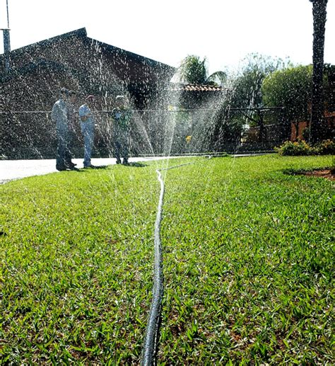 Mangueira Santeno 1 de Irrigação Microperfurada a laser 100m