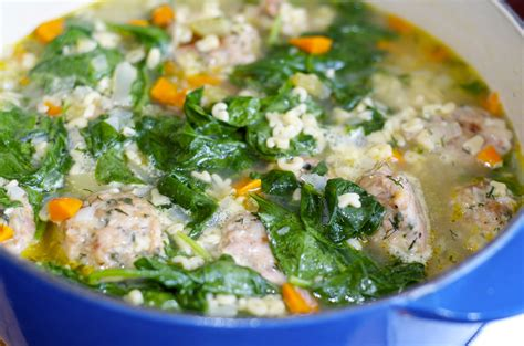 Italian Wedding Soup « Compulsive Foodie