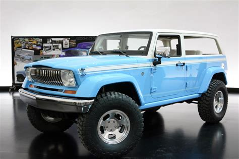 chief jeep concept jeep chief is retro done well and on the cheap left lane com