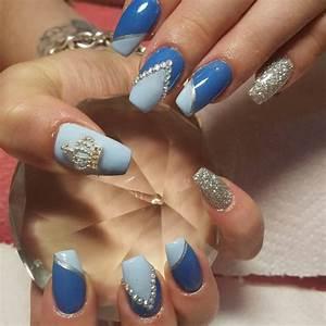 17 crown nail designs ideas design trends
