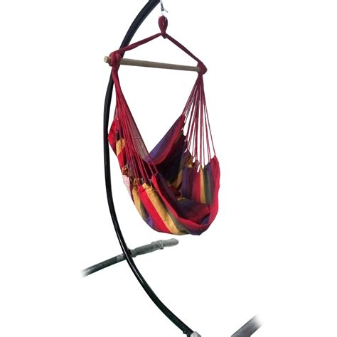 tree chair swing deluxe hammock rope chair patio porch yard tree 2927