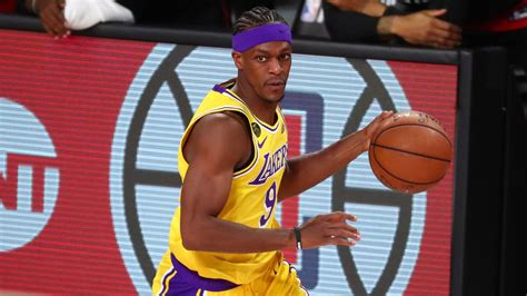 Rajon Rondo has different memories from Los Angeles Lakers ...
