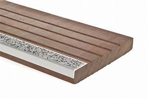 Antidérapant Escalier Bois : nez de marches antid rapant pour alu bois et carrelage ~ Dallasstarsshop.com Idées de Décoration