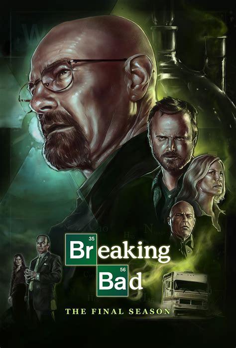 breaking bad poster breaking bad poster contest entry fan exhibit